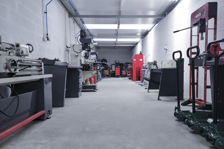 Sala das Máquinas